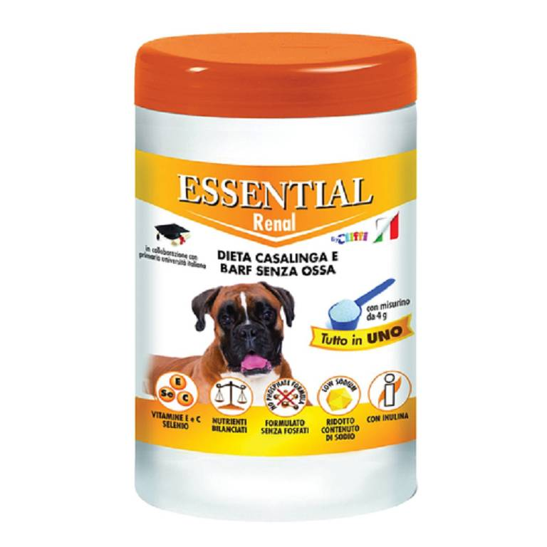 ESSENTIAL CANE RENAL 650G