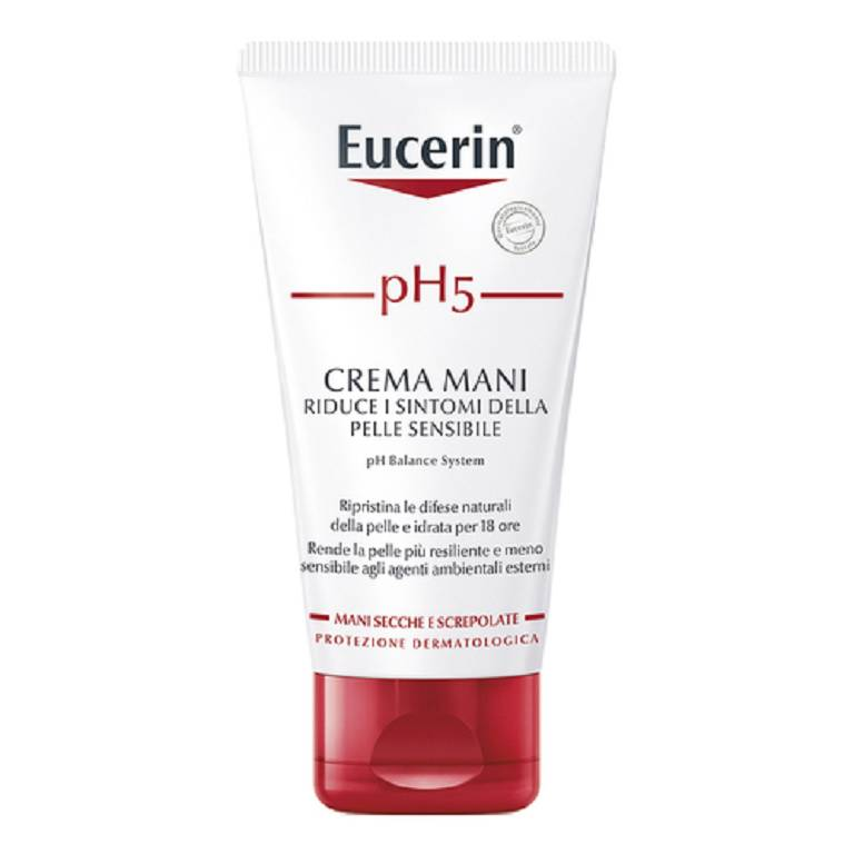 EUCERIN PH5 BIPACCO CR 75+75ML