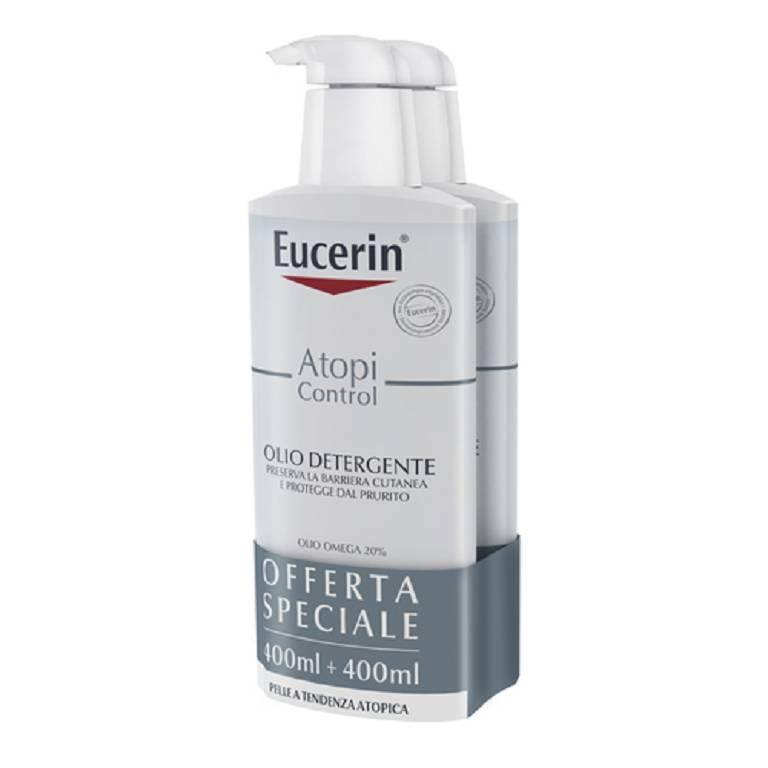 EUCERIN PH5 DET FLUIDO 400ML