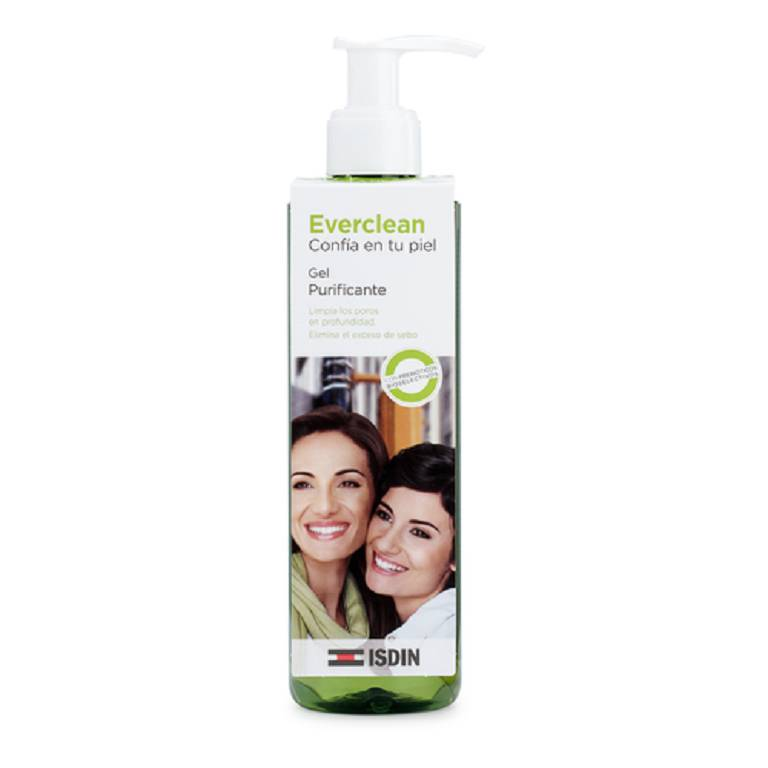 EVERCLEAN GEL DETERGENTE 240ML