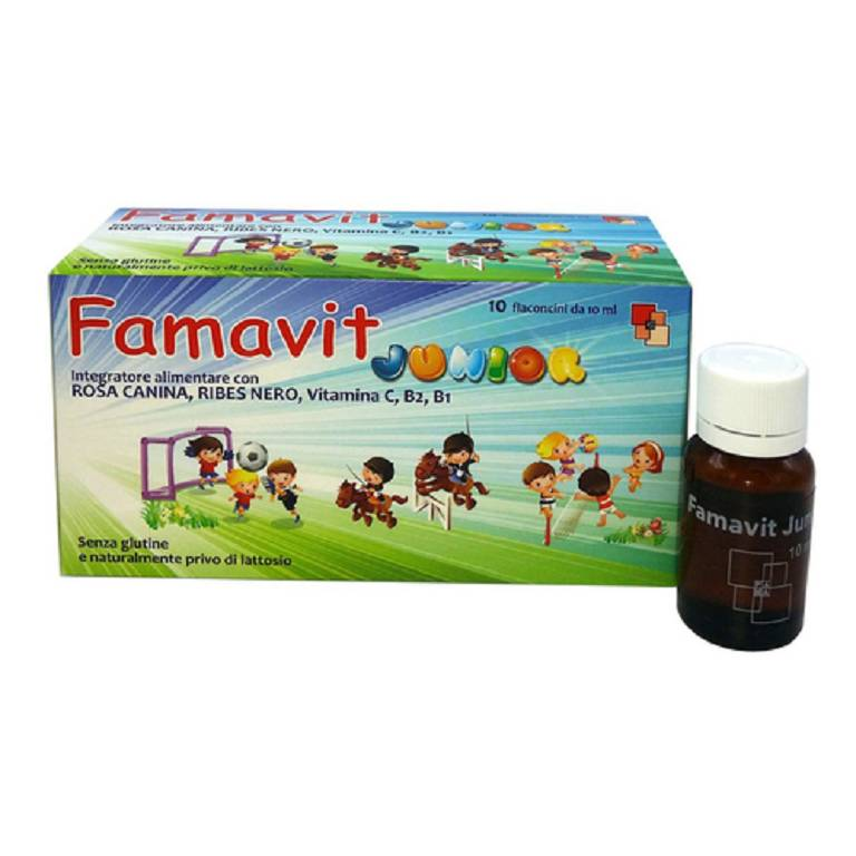 FAMAVIT JUNIOR 10FL 10ML