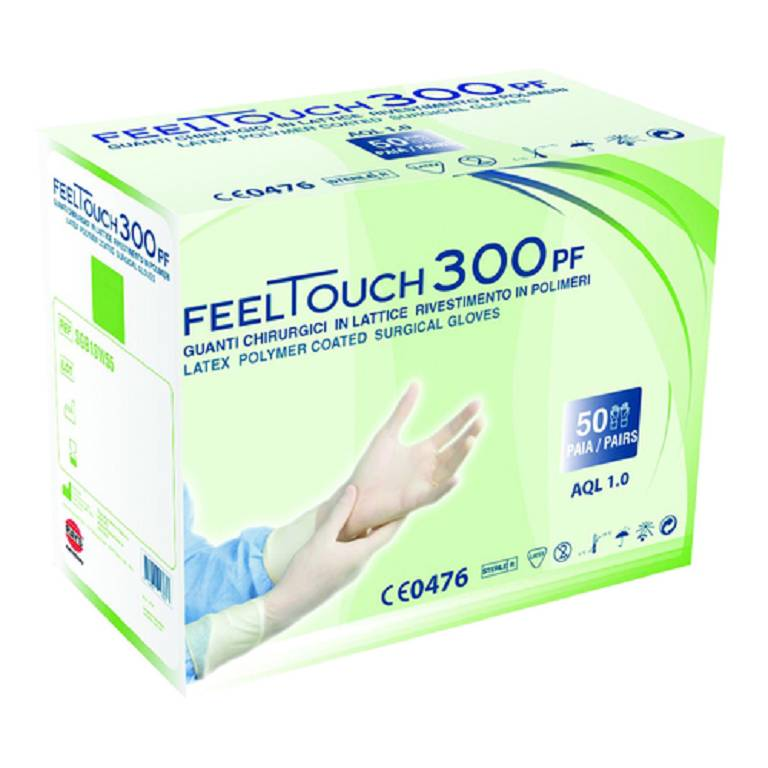 FEELTOUCH 300 PF GUANTO 7