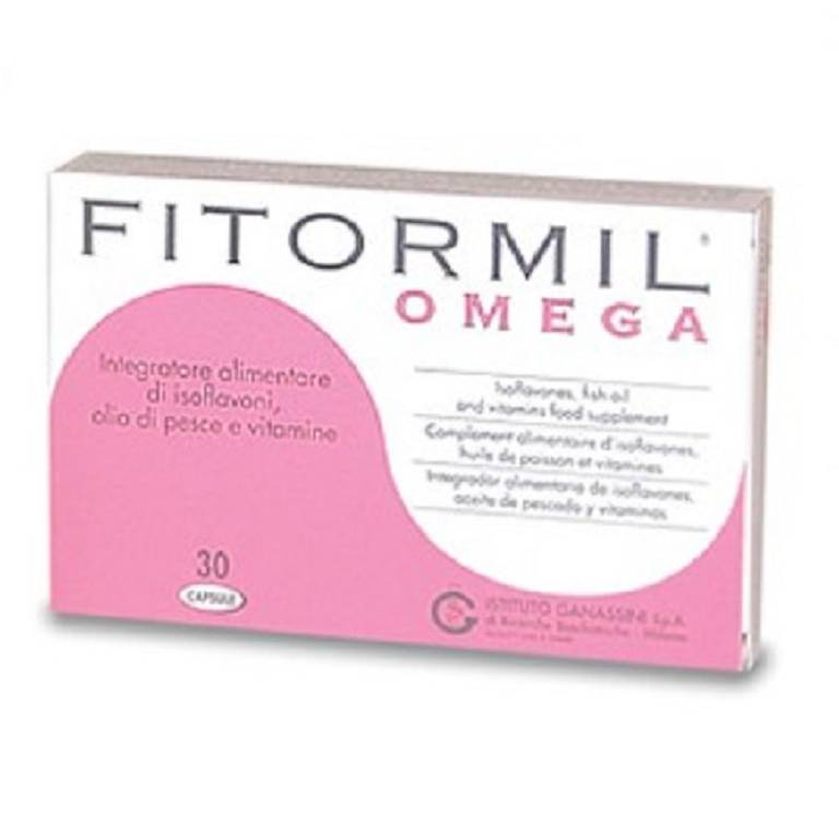 Fitormil Omega 30 cps.