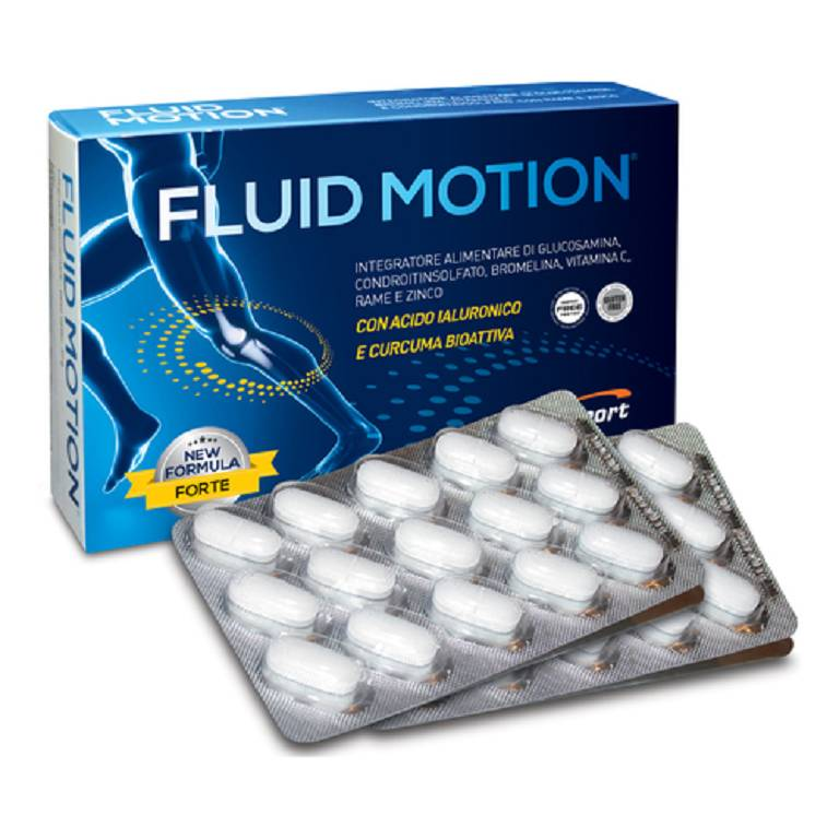 FLUID MOTION 30CPR ETICHSPORT