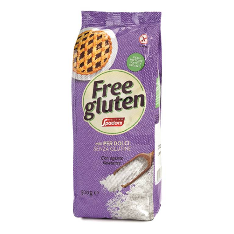 FREEGLUTEN MIX DOLCI S/G 500G