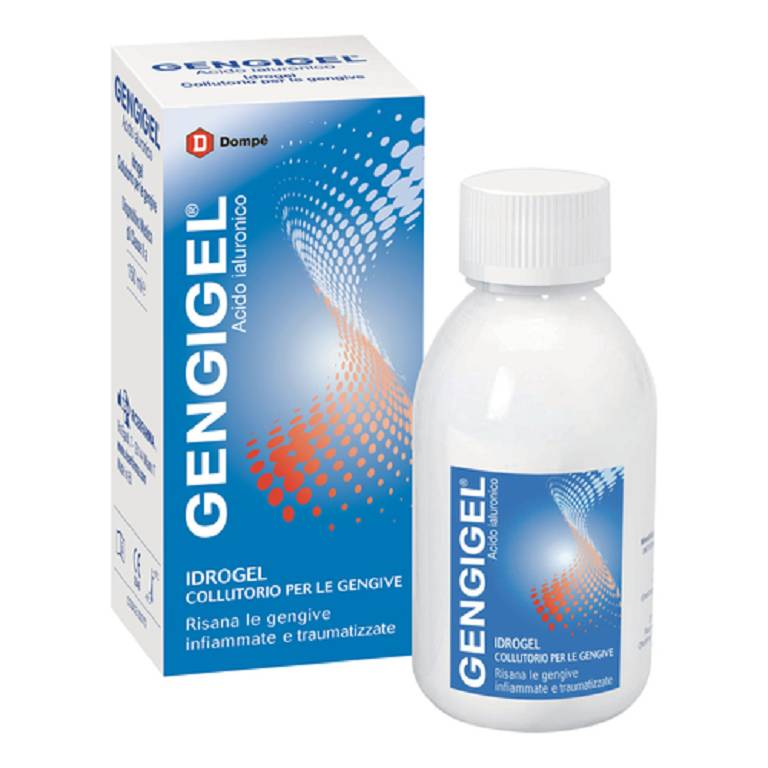 GENGIGEL idrogel colluttorio 150ml