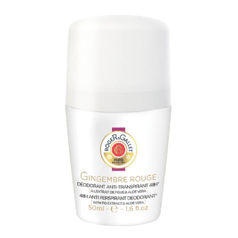 GINGEMBRE ROUGE DEO 50ML