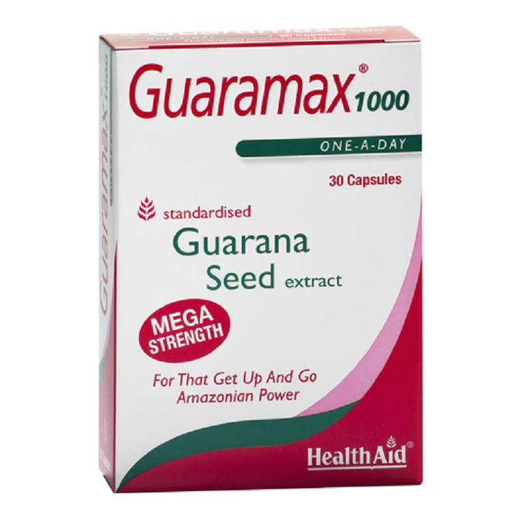 GUARAMAX GUARANA' 30CPS MOLLI