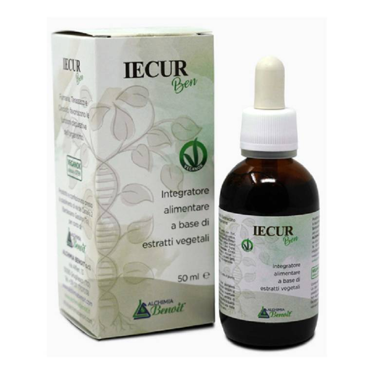 IECUR BEN 50ML