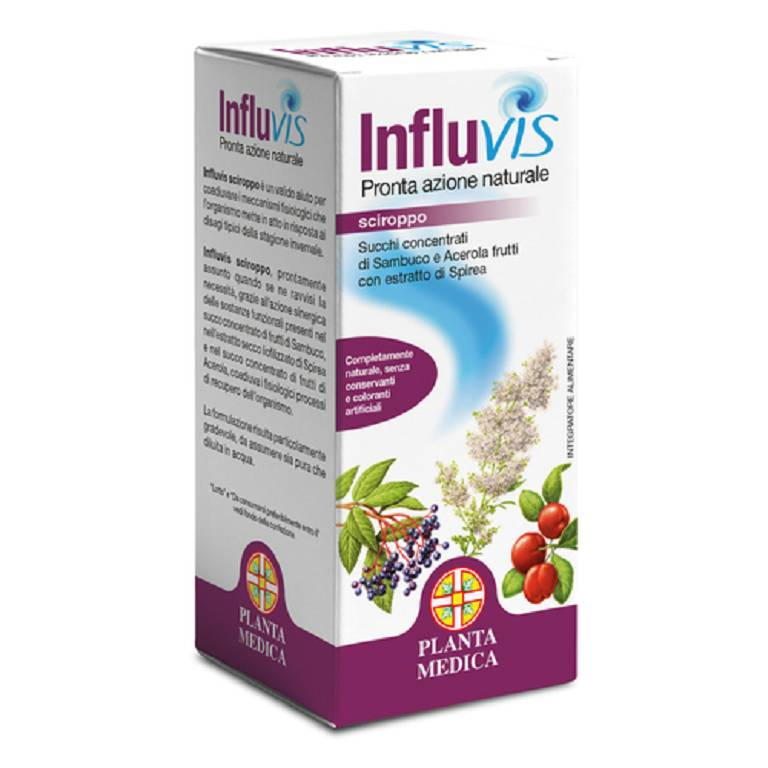 INFLUVIS SCIROPPO 120G