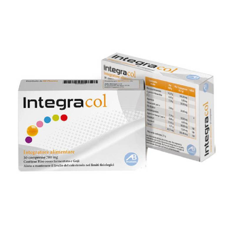 INTEGRACOL 30CPR