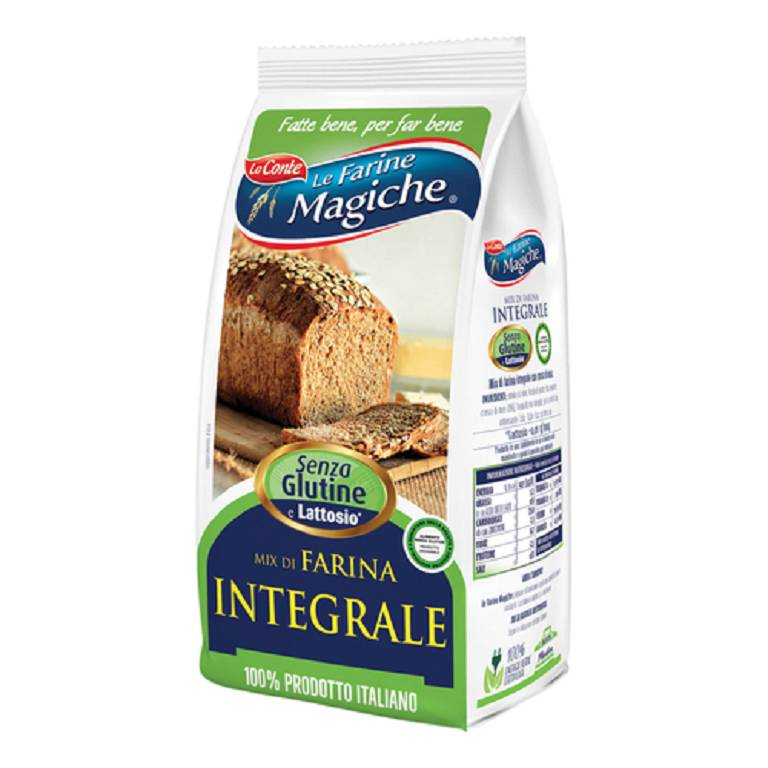 IPAFOOD MIX FARINA INTEGRALE