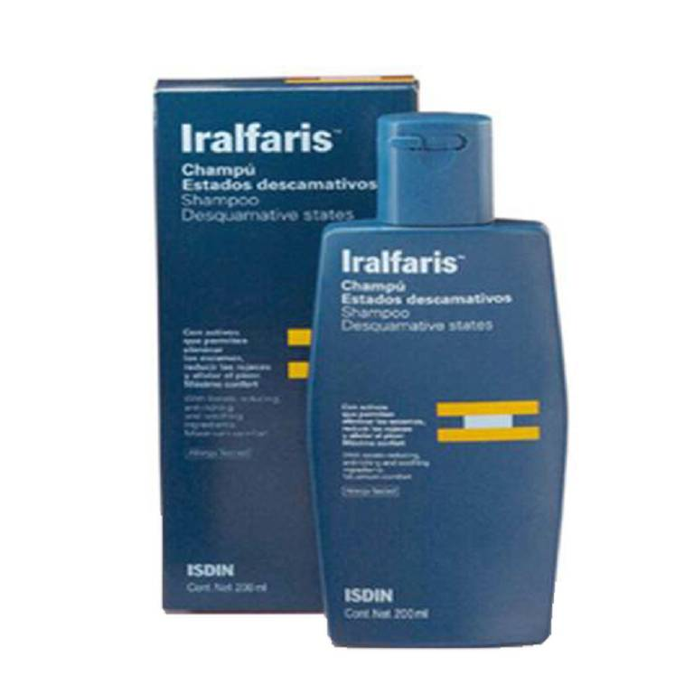 IRALFARIS SHAMPOO 200ML