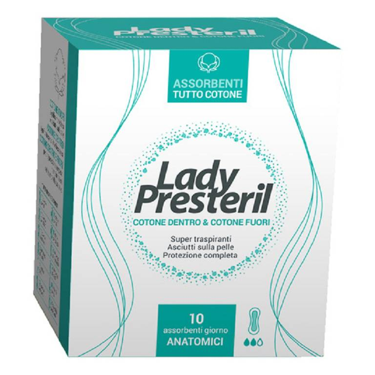 LADY PRESTERIL ANAT POCKET 10P