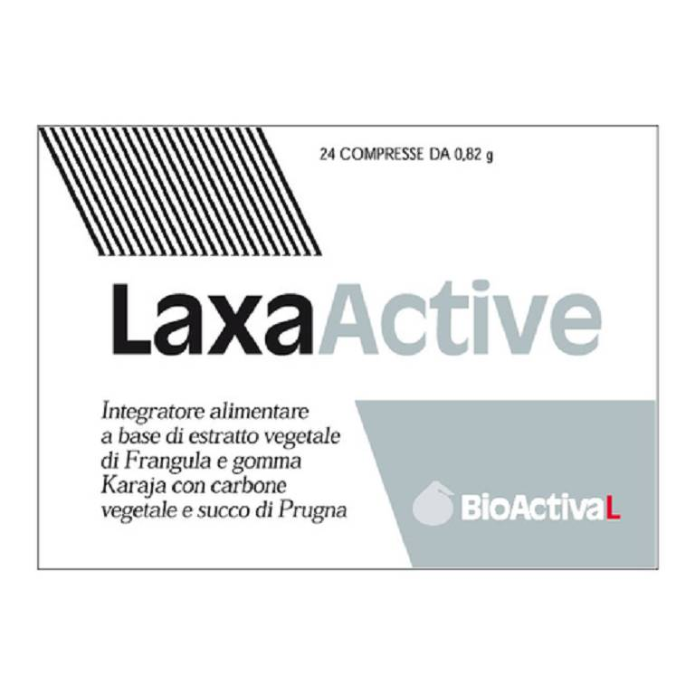 LAXAACTIVE TRANS INTEST 24CPR