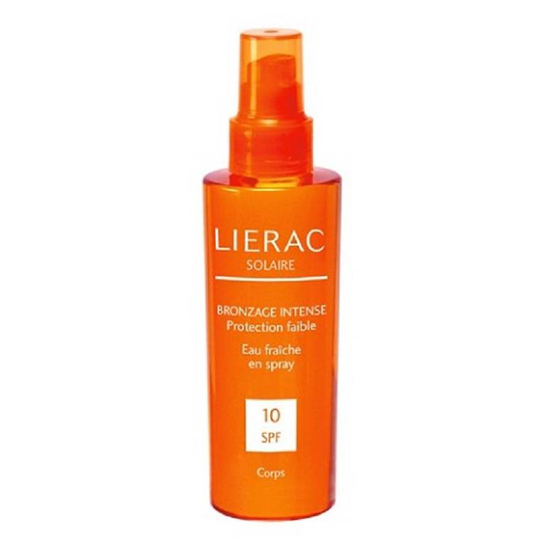 LIERAC SOLAIRE Acqua Spray SPF10