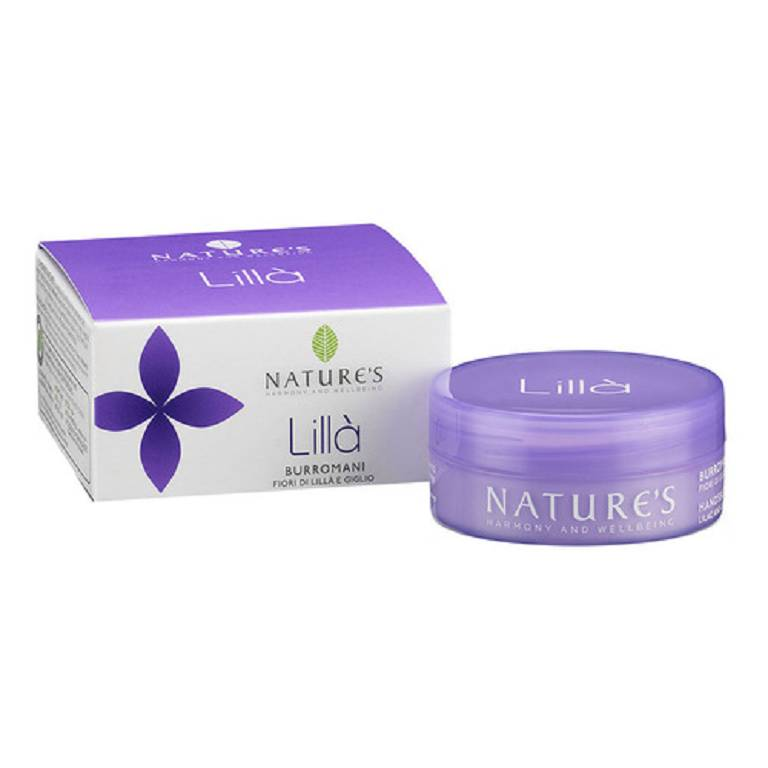 LILLA' NATURES BURROMANI 50ML