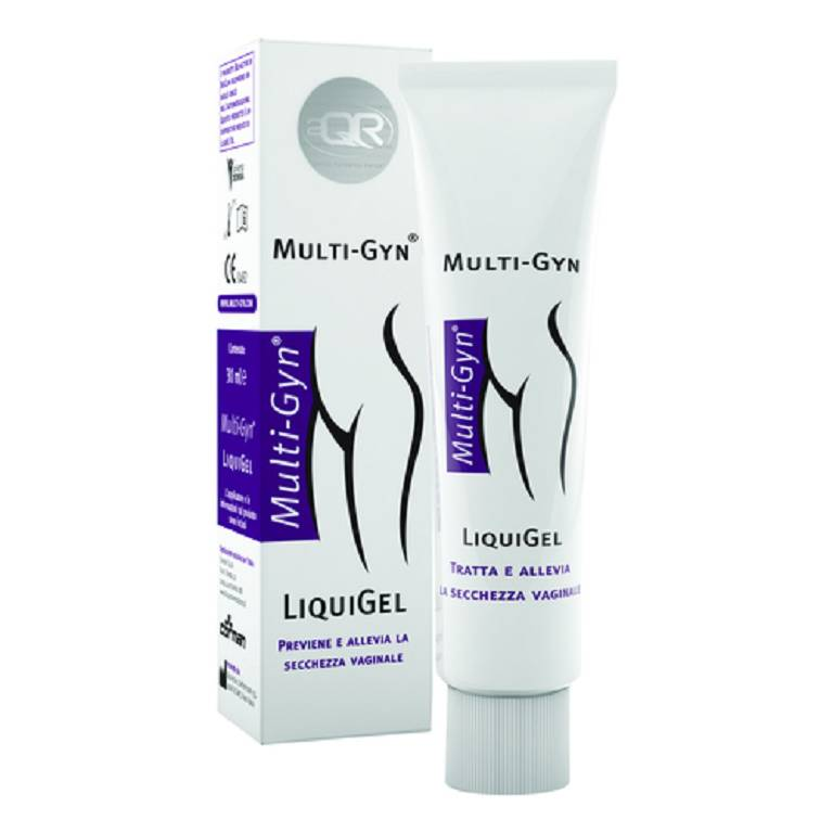 LIQUIGEL MULTI GYN 30ML