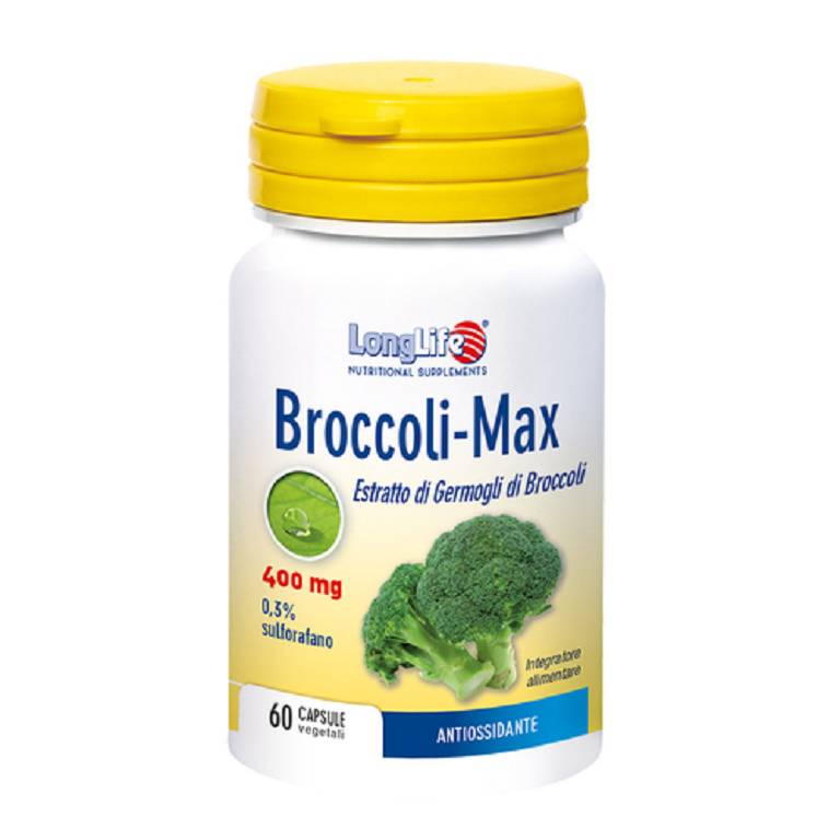 LONGLIFE BROCCOLI MAX 60CPS VE