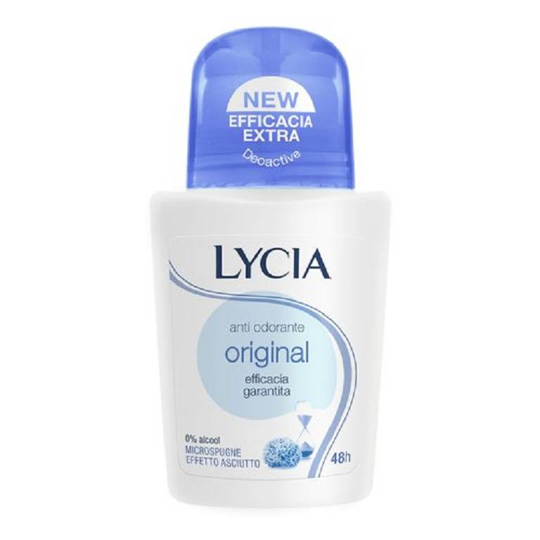 LYCIA PERSONA Original Roll-on Antiodorante 50ml
