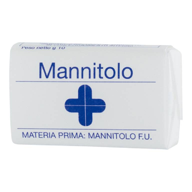 MANNITOLO Spray 10 g