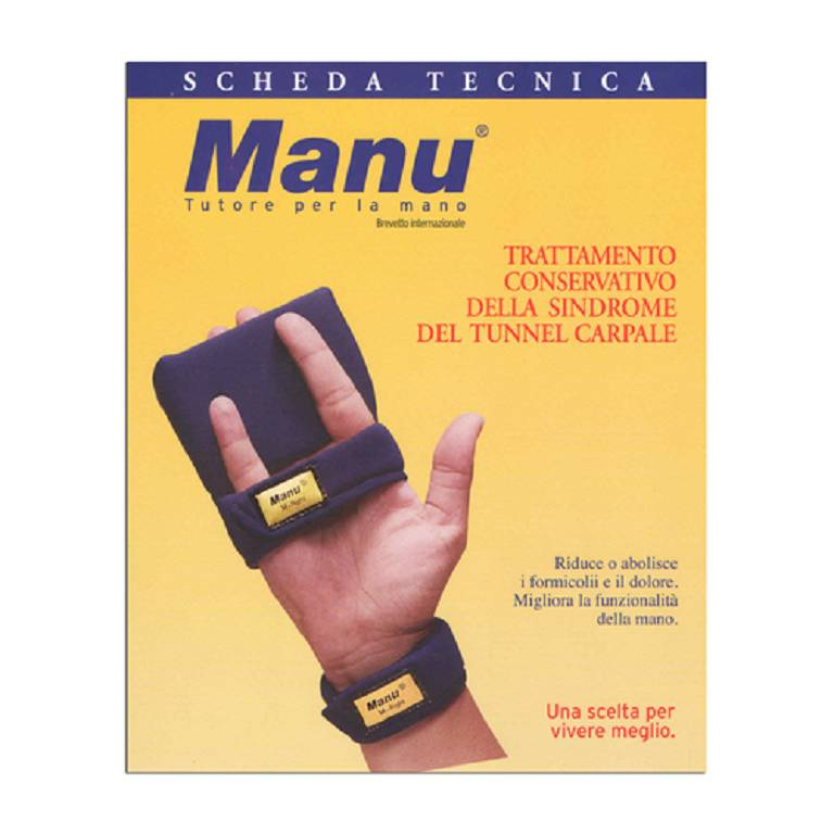 MANU TUTORE MANO DX XL