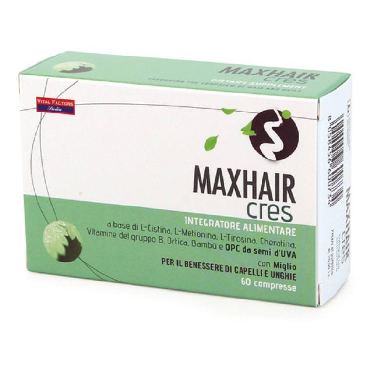 MAX HAIR CRES INTEGR 60CPR 42G