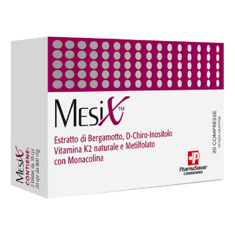 MESIX 20CPR