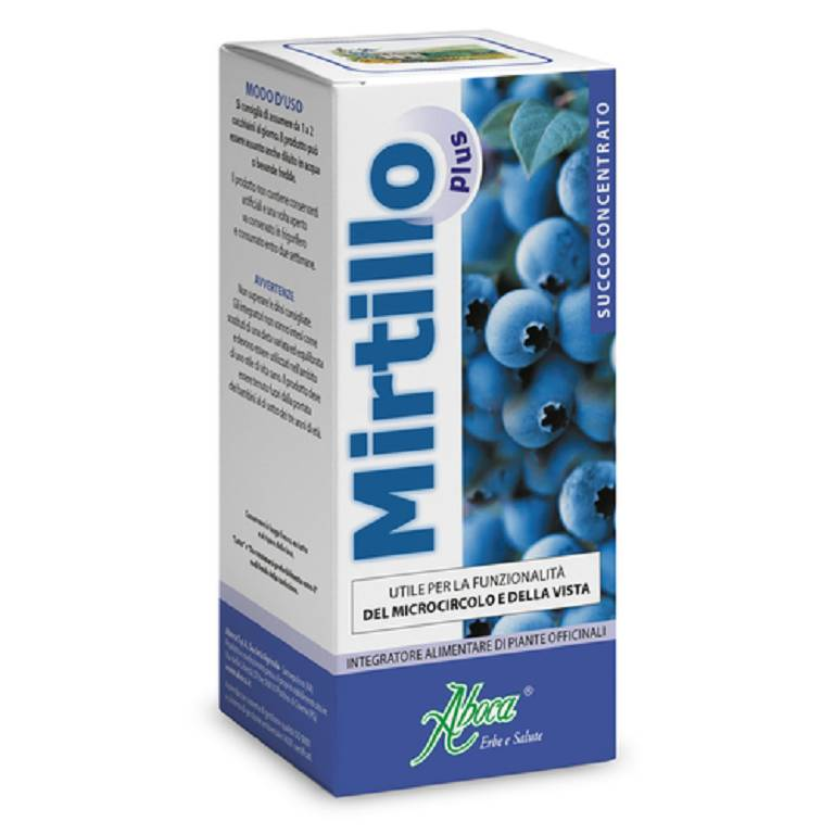 Mirtillo Plus succo concentrato 100 ml