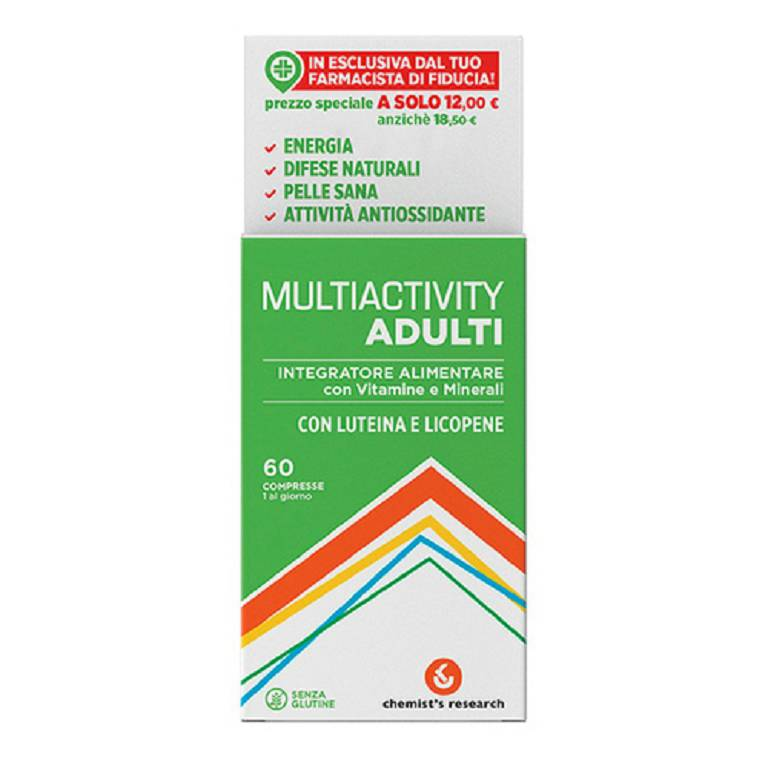 Multiactivity Adulti 60 cpr.