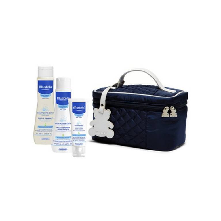 MUSTELA TRAVEL SET 2017