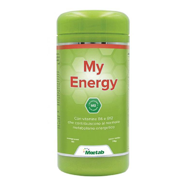 MY ENERGY 60CPR