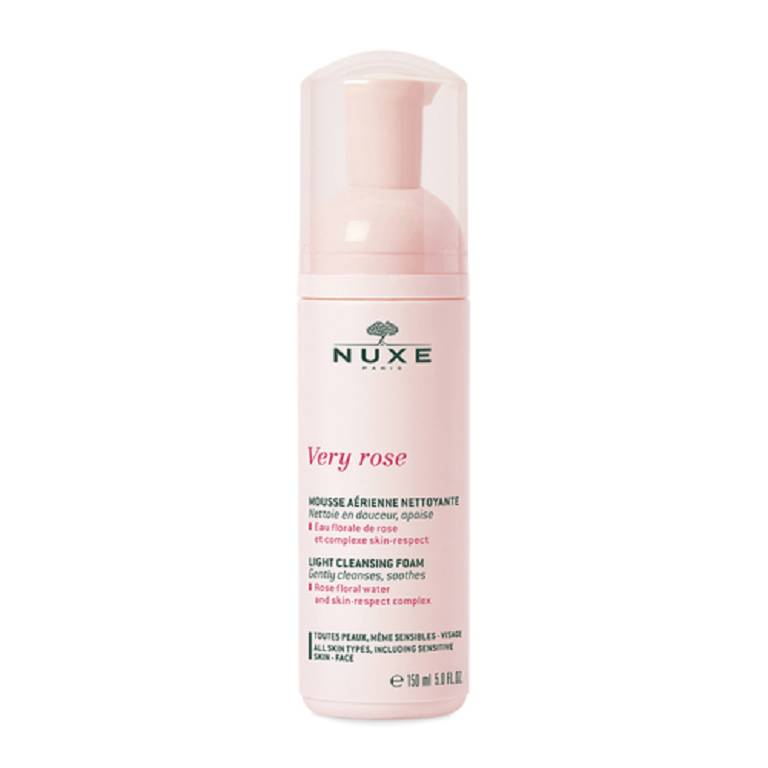 NUXE VERY ROSE MOUSSE AERIENNE
