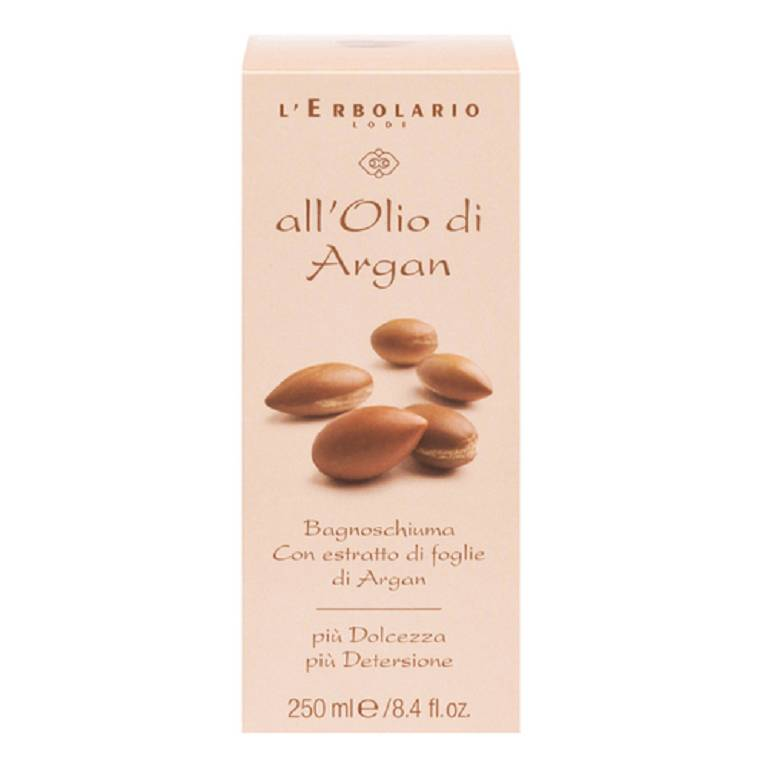 OLIO ARGAN BAGNOSCHIUMA 250ML