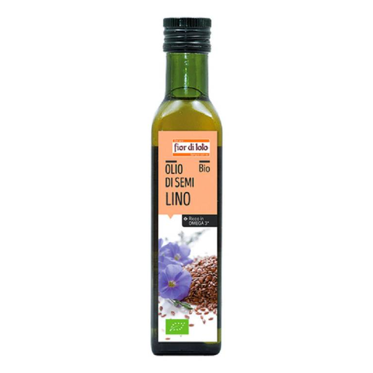 OLIO Semi di Lino 250 ml