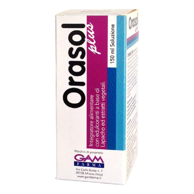 ORASOL PLUS 150ML
