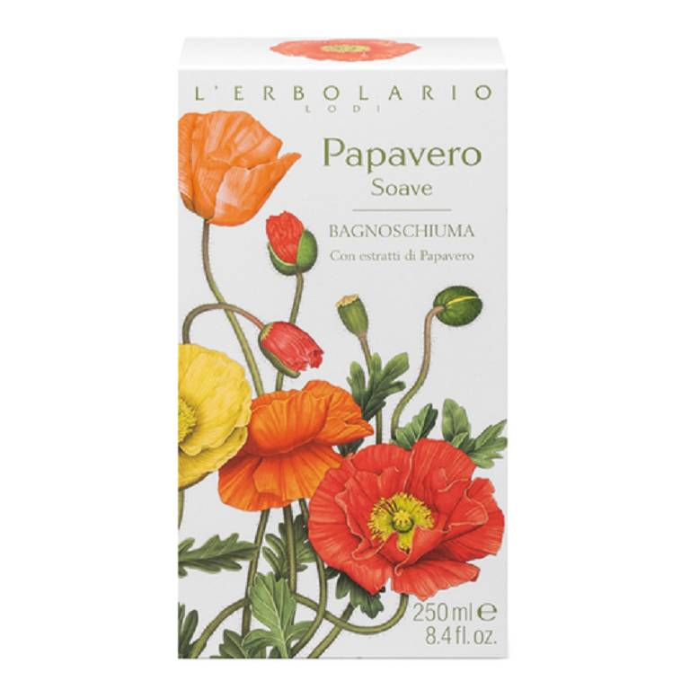 PAPAVERO SOAVE BAGNOSCH 250ML