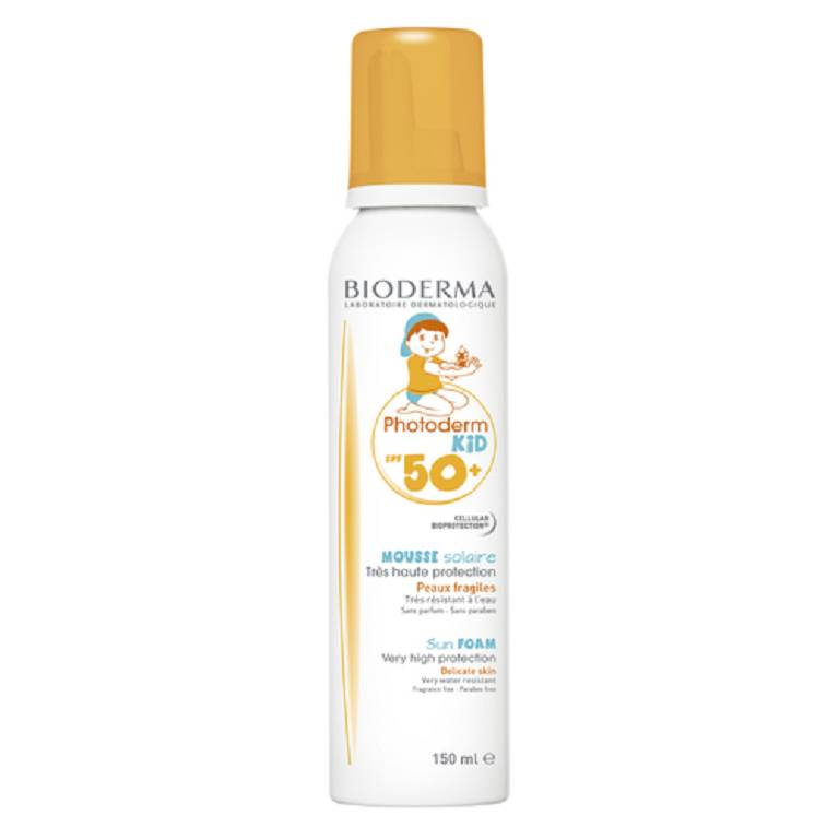 PHOTODERM KID MOUSSE SPF50+