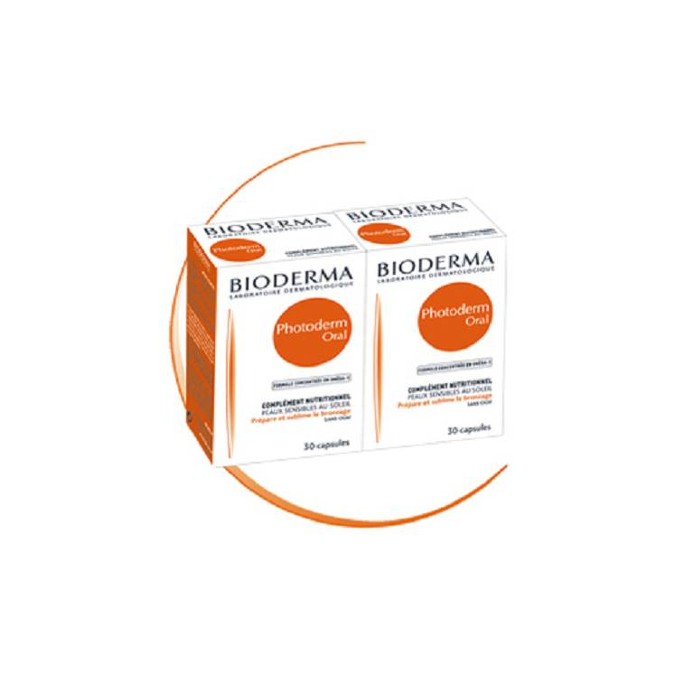 PHOTODERM ORAL INTEGRAT 2X30CP