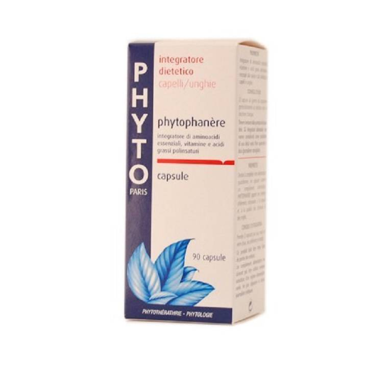 Phytophanere Capelli ed Unghie 90 cps.