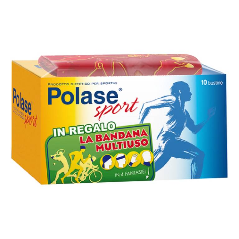 POLASE SPORT 10BUST PROMO BAND