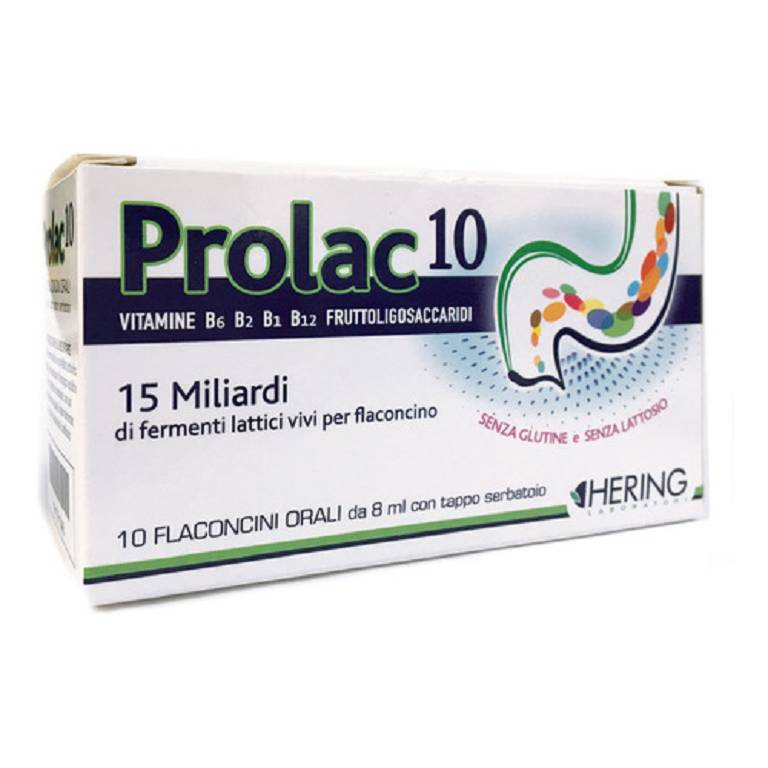 PROLAC10 FERMENTI LATTICI 8ML