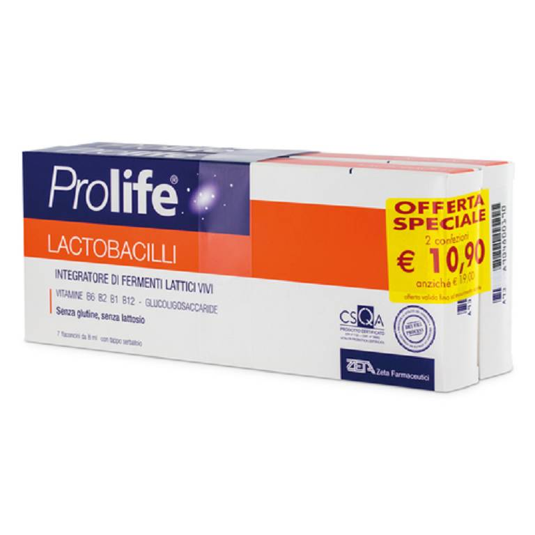 PROLIFE LACTOBACILLI 14FL 8ML