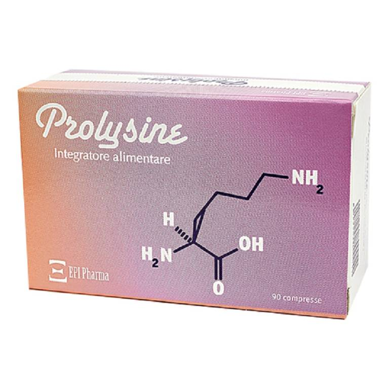 PROLYSINE 75CPR DA 600MG