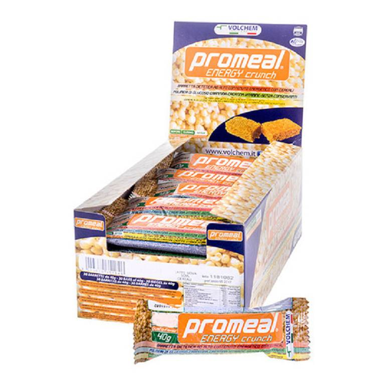 PROMEAL ENERGY CRUNCH MIE30X40
