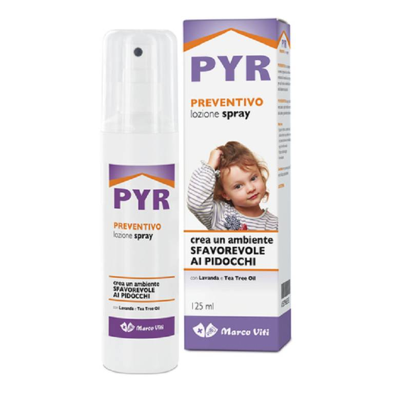 PYR PREVENTIVO SPRAY 125ML