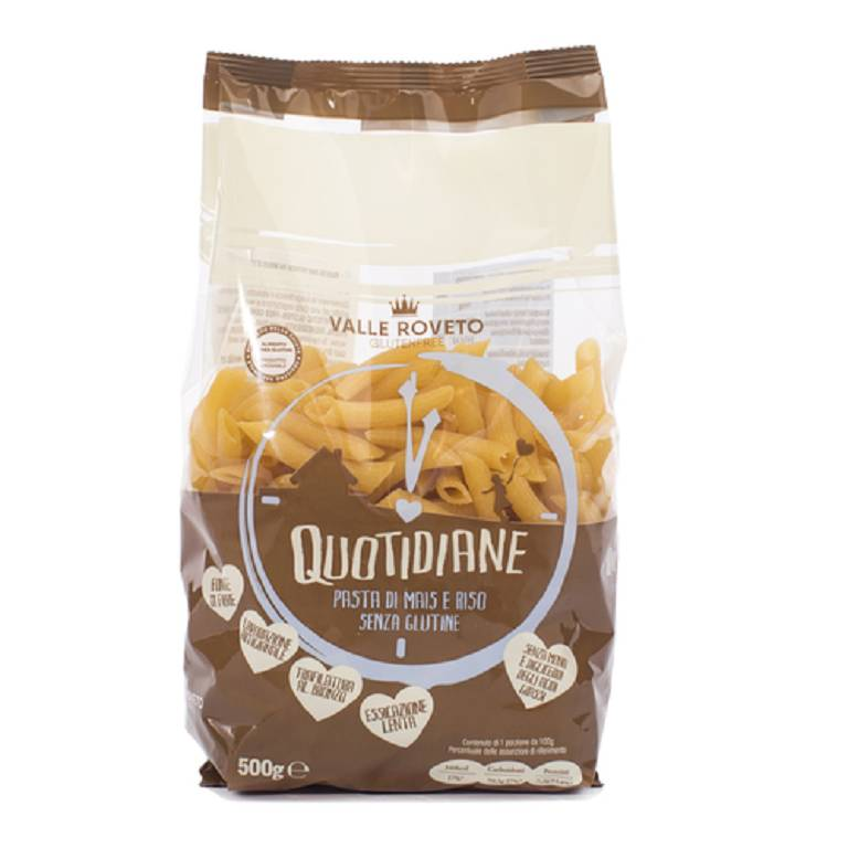 QUOTIDIANE PENNE RIGATE 500G