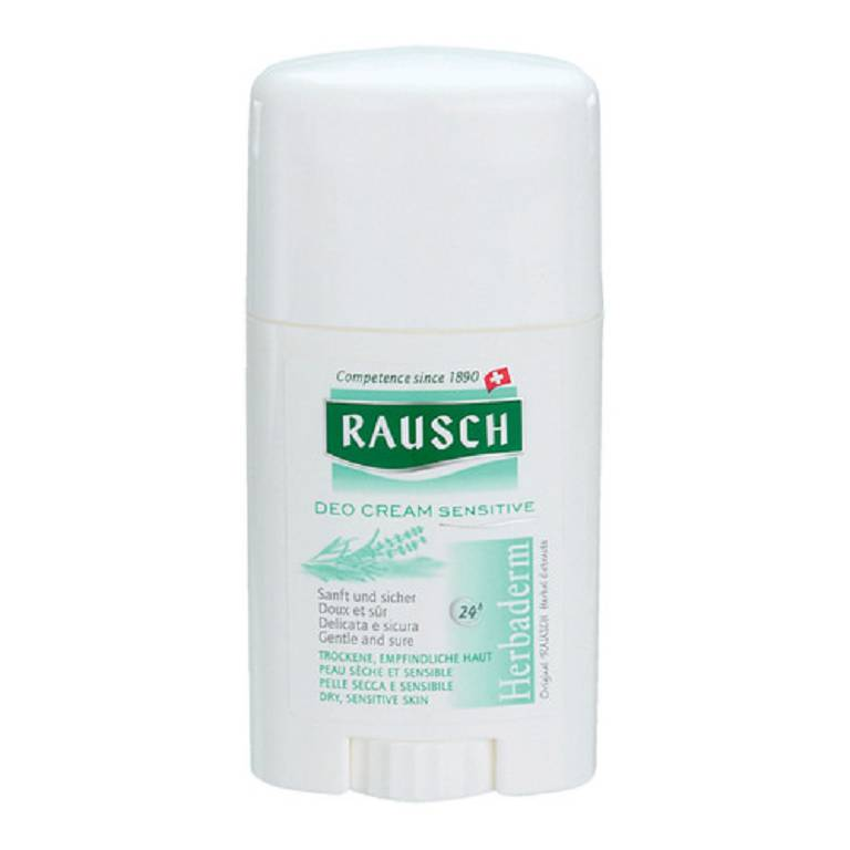 RAUSCH DEO CREAM SENSITIVE40ML