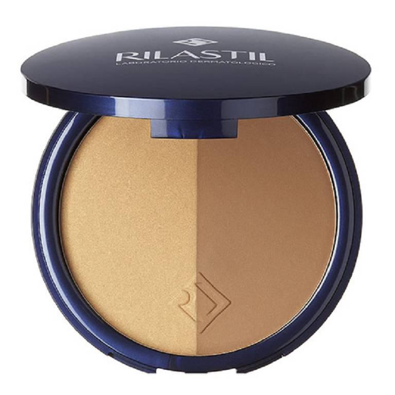 RILASTIL MAKE UP Duo Bronzing Powder SPF 15 18 g