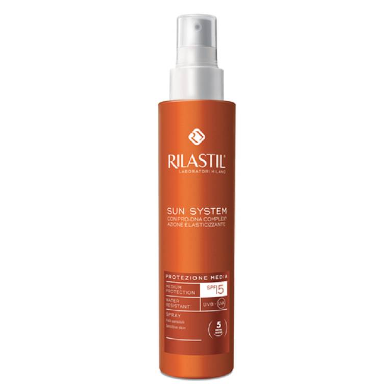 RILASTIL SUN SPRAY SPF15 200ML